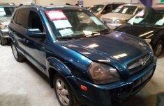 Hyundai Tucson 2005 Blue for sale