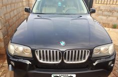 BMW X3 3.0si Automatic 2007 Black for sale