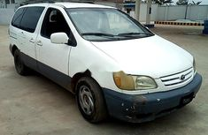 Toyota Sienna 2003 Petrol Automatic Whitefor sale