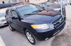2007 Hyundai Santa Fe Blue for sale