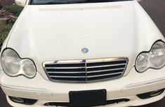 Mercedes-Benz C230 2006 White for sale