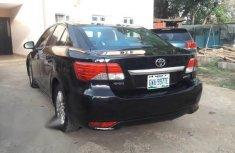 Full option Toyota Avensis 2014 Black for sale