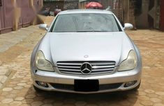 Mercedes-Benz CLS 2008 55 AMG Silverfor sale