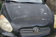 Hyundai Accent GL 2004 Black for sale