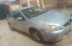 Honda Accord 2004 Automatic Silver for sale