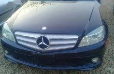 Mercedes-Benz C300 2009 Blue for sale