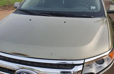 Ford Edge 2013 Green for sale