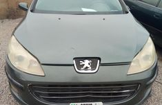 Peugeot 407 2006 Beige for sale