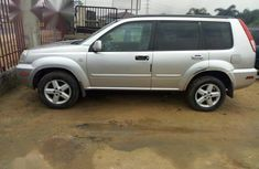 Nissan X-Trail 2.5 SE 4x4 2005 Silver for sale