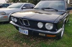 Almost brand new BMW 520i Petrolfor sale