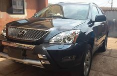 Neatly used Lexus RX330 2005 4WD Gray for sale