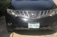 Nissan Murano 2009 3.5 V6 4WD Black for sale