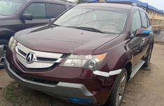 Almost brand new Acura MDX Petrol color for sale