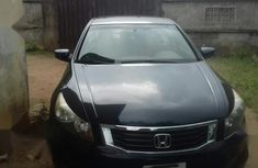 Honda Accord 2008 2.4 EX Automatic Black for sale
