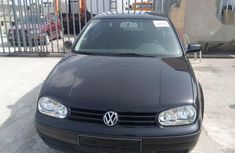 Volkswagen Golf 2005 1.6 Sportline Automatic Black for sale