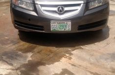 Acura TL 2005 Automatic Gray for sale