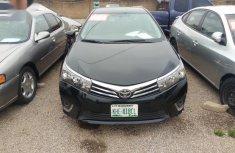 Toyota Corolla 2014 Black for sale