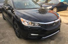 Honda Accord 2016 Black for sale