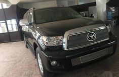 New Toyota Sequoia 2014 Black for sale