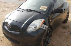 Toyota Yaris 2009 1.5 Liftback Automatic Black for sale