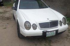 Mercedes-Benz CLK 2000 White for sale