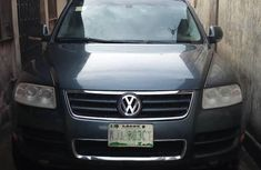 Volkswagen Touareg 4.2 V8 Tiptronic 2006 Blue for sale