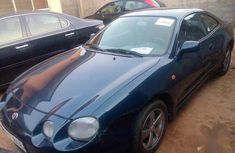 Toyota Celica 1999 Black for sale