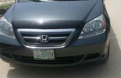 Honda Odyssey 2006 Gray in good condition for sale