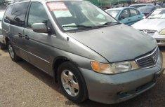 Honda Odyssey 2001 Automatic Petrol ₦460,000for sale
