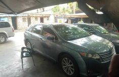 Toyota Venza 2012 Green for sale