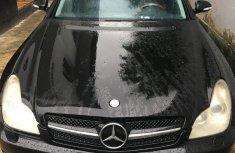 Mercedes-Benz CLS 350 CDi 2008 Blackfor sale