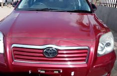 Toyota Avensis 2008 2.4 Exclusive Automatic Redfor sale