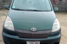 Toyota Yaris 2001 Green for sale