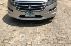 Honda Accord CrossTour 2011 Automatic Petrol ₦2,950,000 for sale