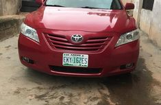 Clean and Neat body Toyota Camry 2007 Red for sale