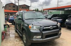 Almost brand new Toyota 4-Runner 2013 for sale