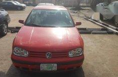 Volkswagen Golf 2005 2.0 Variant Red for sale
