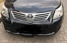 Toyota Avensis 2.0 Advanced Automatic 2009 Black for sale