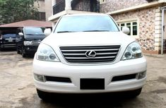 Almost brand new Lexus GX 2003 for sale