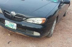 Nissan Primera 1999 Black for sale