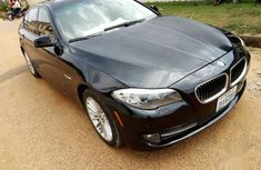 BMW 528i 2013 Black for sale