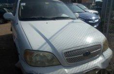 Kia Sedona 2005 EX White for sale