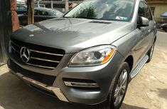 2015 Mercedes-Benz ML350 Automatic Petrol for sale