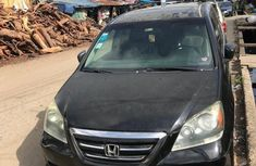 Honda Odyssey 2010 Black for sale