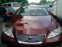 Lexus ES 2008 Automatic Petrol ₦3,500,000for sale