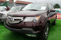 Acura MDX 2009 Purple for sale