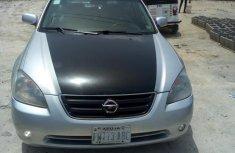 Nissan Altima 3.5 SE 2005 Silver for sale