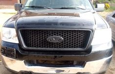 Ford F-150 2005 SuperCab 4x4 Black for sale