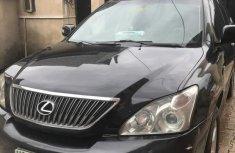 Lexus RX 2008 Black for sale