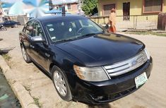 Ford Taurus 2008 Limited Black for sale